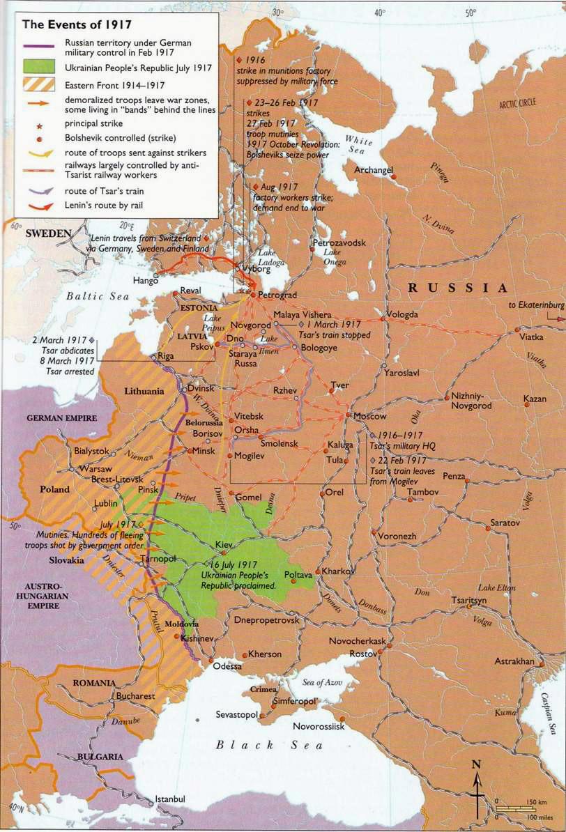 Bolshevik consolidation of power essay